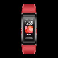 Huawei BAND 4 PRO Aktivitásmérő, piros