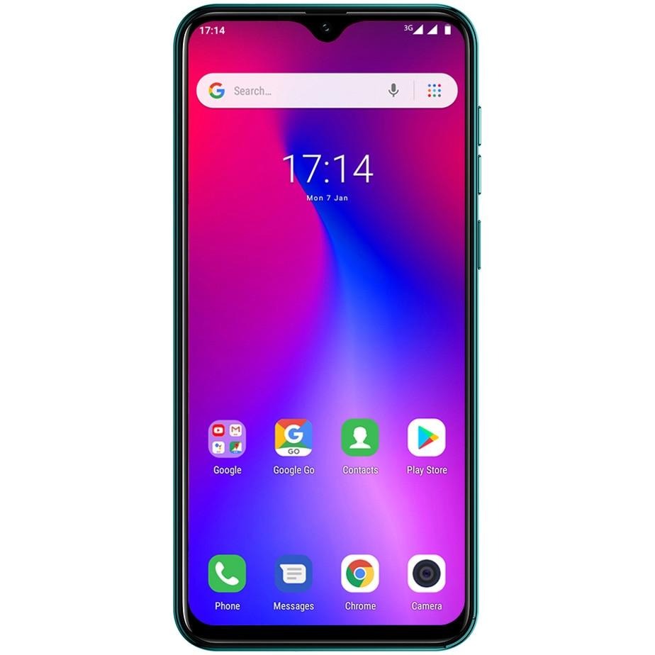 Fotografie Telefon mobil Ulefone S11, 16GB, 3G, Green