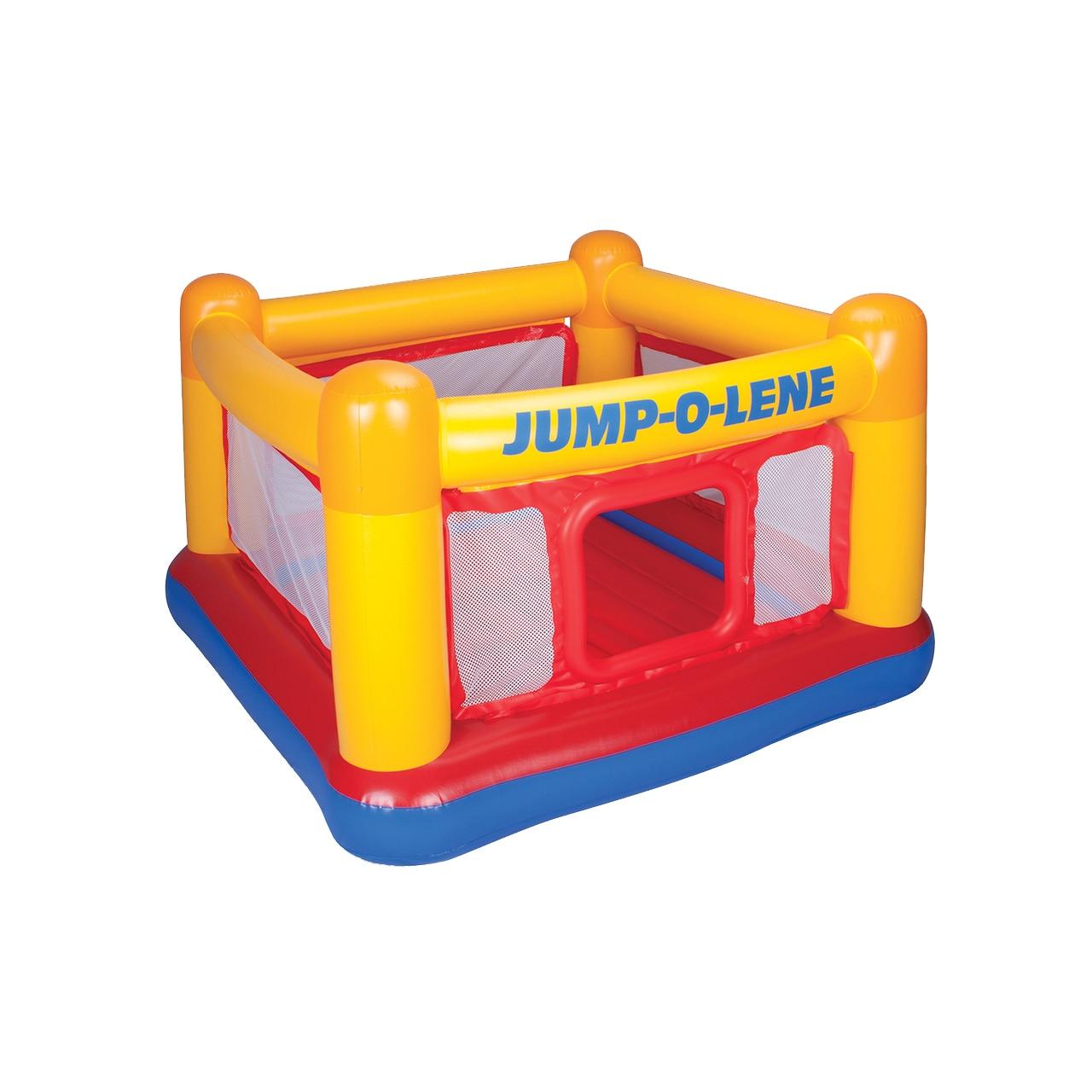 Fotografie Spatiu de joaca gonflabil Intex - Jump-o-Lene™, Playhouse, 174 x 174 x 112 cm