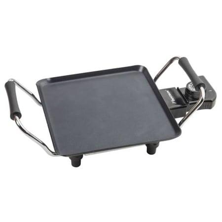 BESTRON ABP600 Plancha sütőlemez, 1000 W, fekete