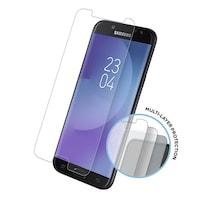 Eiger Tri Flex High Impact Film Screen Protector - качествено защитно покритие за дисплея на Samsung Galaxy J5 (2017) (два броя)