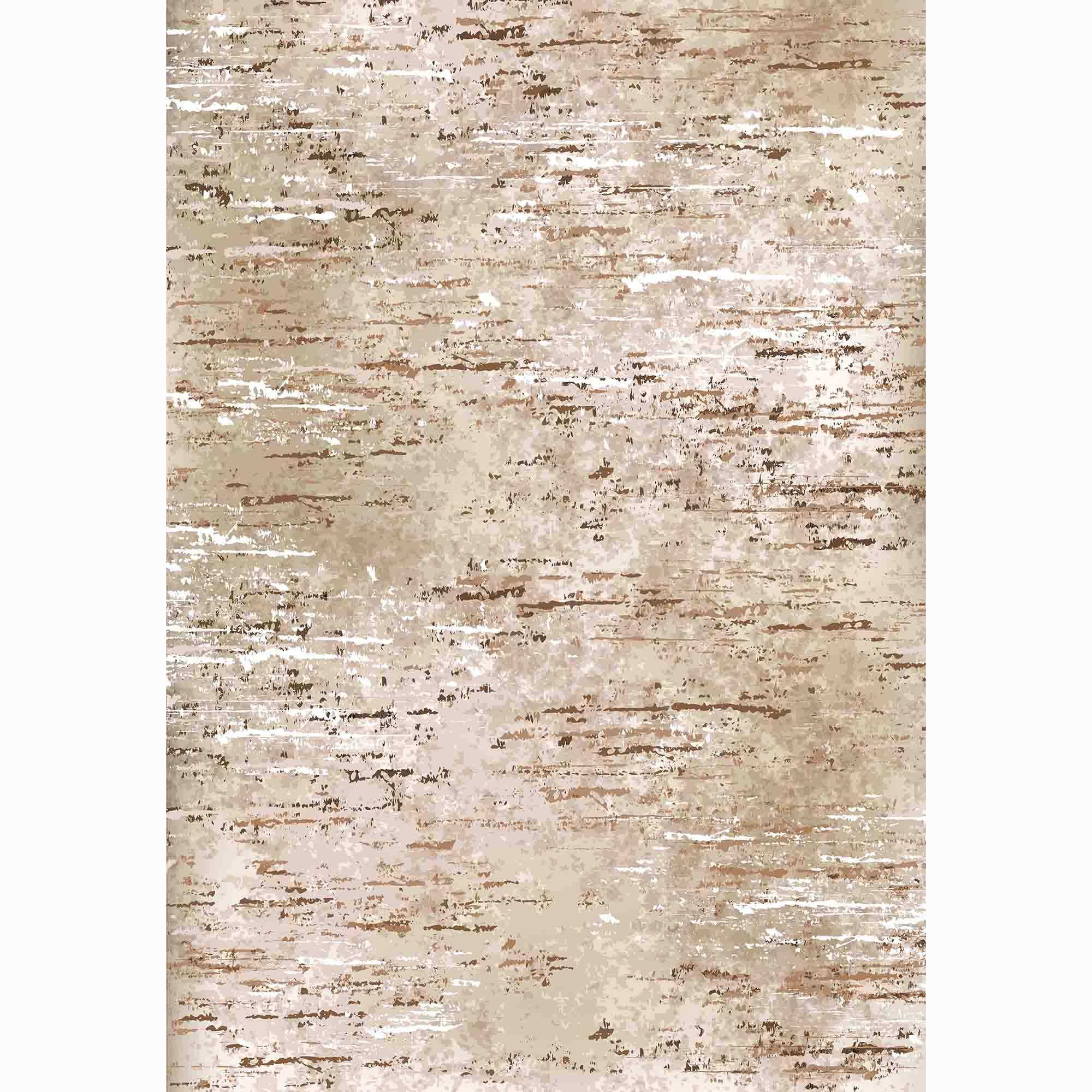Fotografie Covor cu print digital Kring Pera, 160x230 cm, 60% bumbac + 40% poliester, Maro