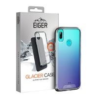Eiger Glacier Case - удароустойчив хибриден кейс за Huawei P Smart (2019), P Smart+ 2019 (прозрачен)