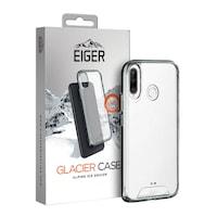 Eiger Glacier Case - удароустойчив хибриден кейс за Huawei P30 Lite (прозрачен)