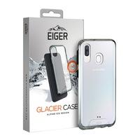 Eiger Glacier Case - удароустойчив хибриден кейс за Samsung Galaxy A40 (прозрачен)
