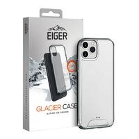 Eiger Glacier Case - удароустойчив хибриден кейс за iPhone 11 Pro (прозрачен)