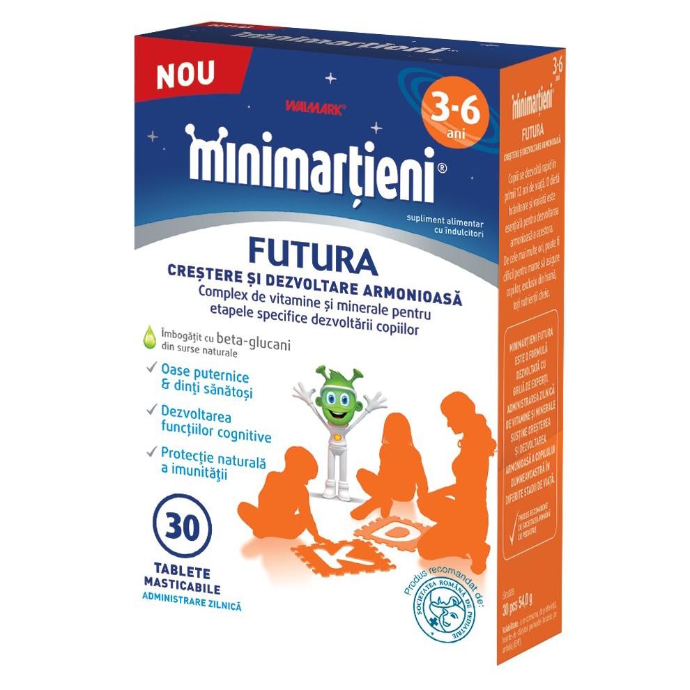 Walmark - Minimartieni Futura Sirop 1-3 ani 125ml