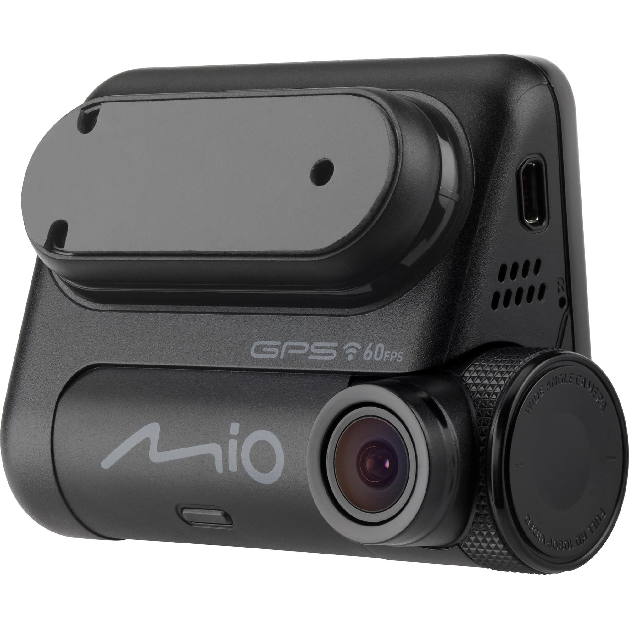 Fotografie Camera video auto Mio MiVue 826, Full HD, GPS, WIFI, ADAS