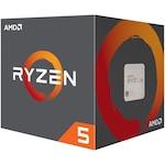 Procesor AMD Ryzen™ 5 1600AF, 3.6GHz, 19MB, Wraith Stealth Cooler