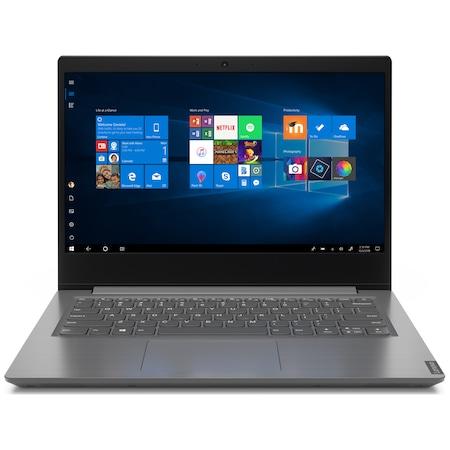 Лаптоп Lenovo V14-ADA с AMD Athlon Gold 3150U (2.4/3.3GHz, 4M), 4 GB, 500GB M.2 NVMe SSD, AMD Radeon Vega 3, Windows 10 Pro 64-bit, сив