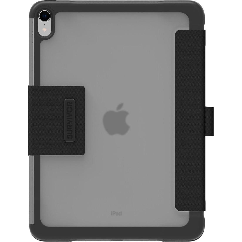 """Fotografie Husa de protectie Griffin Survivor Tactical pentru iPad Pro 11"""" (2018), Negru"""