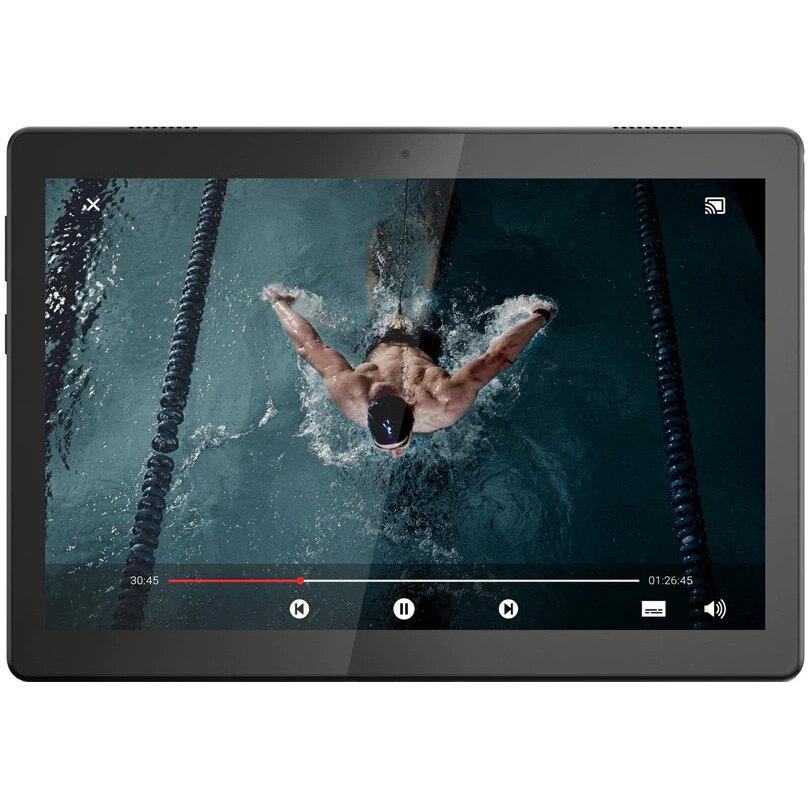 "Fotografie Tableta Lenovo Tab M10 TB-X505L, Quad-Core 2 GHz, 10.1"", 2GB RAM, 32GB, 4G, Slate Black"