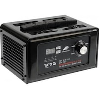 Yato YT-83051, Digitális akkumulátor tőltő, 12V / 24V 15A