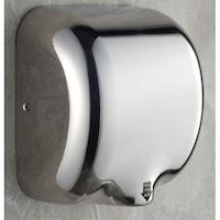Ръчна сушилня със сензор TRENDYS - професионален 1800W сатен от неръждаема стомана метален корпус