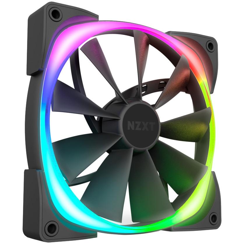 Fotografie Ventilator NZXT Aer RGB 2 Series, 140mm
