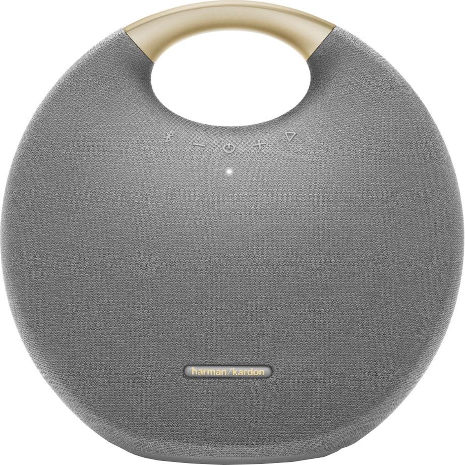 Fotografie Boxa portabila Harman Kardon Onyx Studio 6, Bluetooth, 50W RMS, Gri