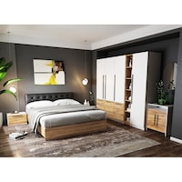 mobila dormitor casa rusu