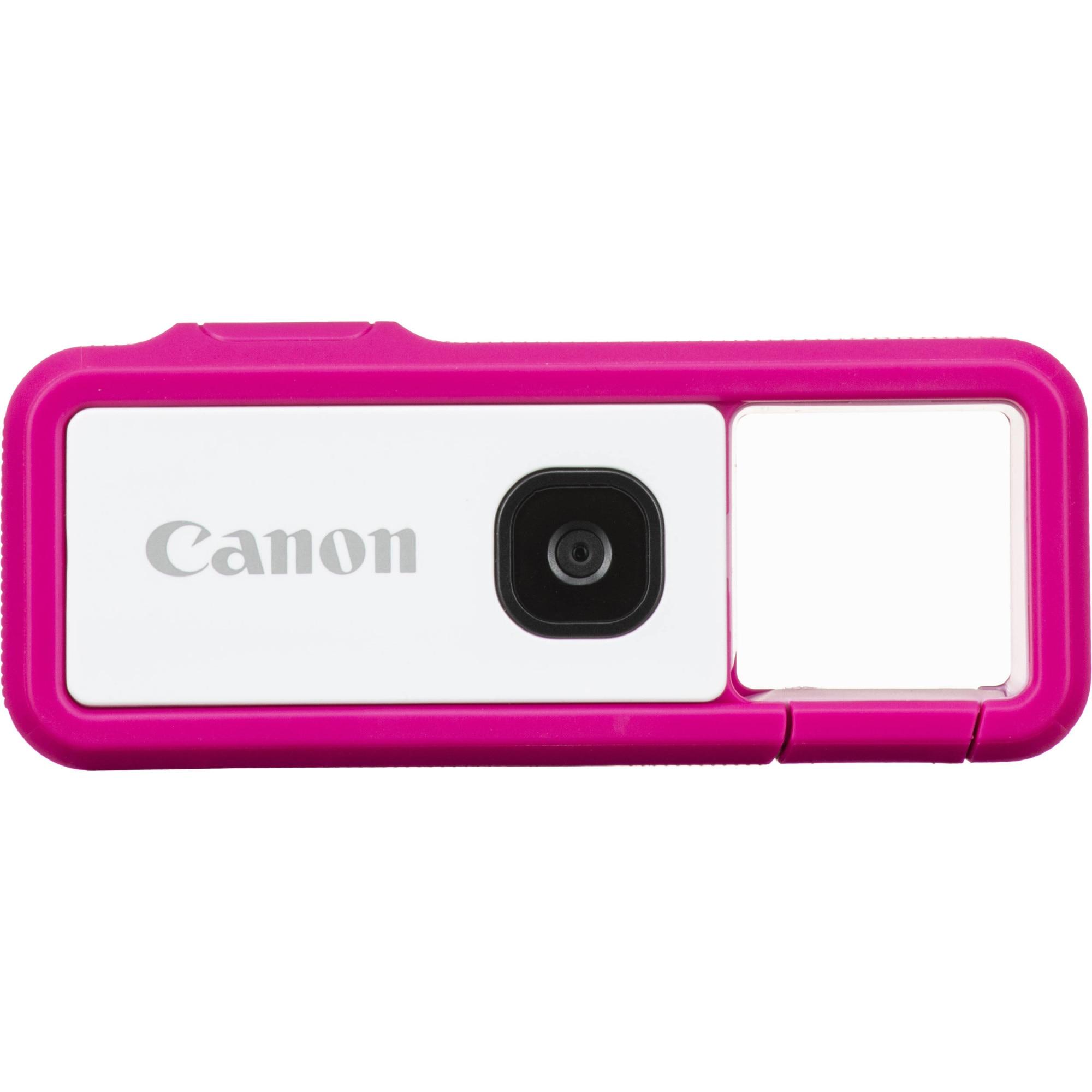 Fotografie Camera Video Sport Canon IVY REC, Full HD, 13 MP, Wi-Fi, IP68, Roz