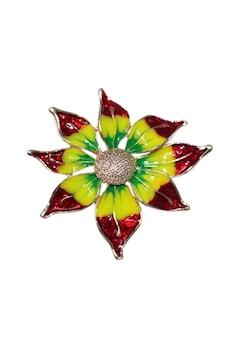 Brosa dama, floare, 5x4 cm, dae6188