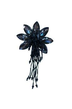 Brosa dama, floare, 6x6 cm, dae6432
