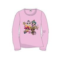 LOL Surprise Gyerek hosszú ujjú póló, rózsaszín (Méret: 140)