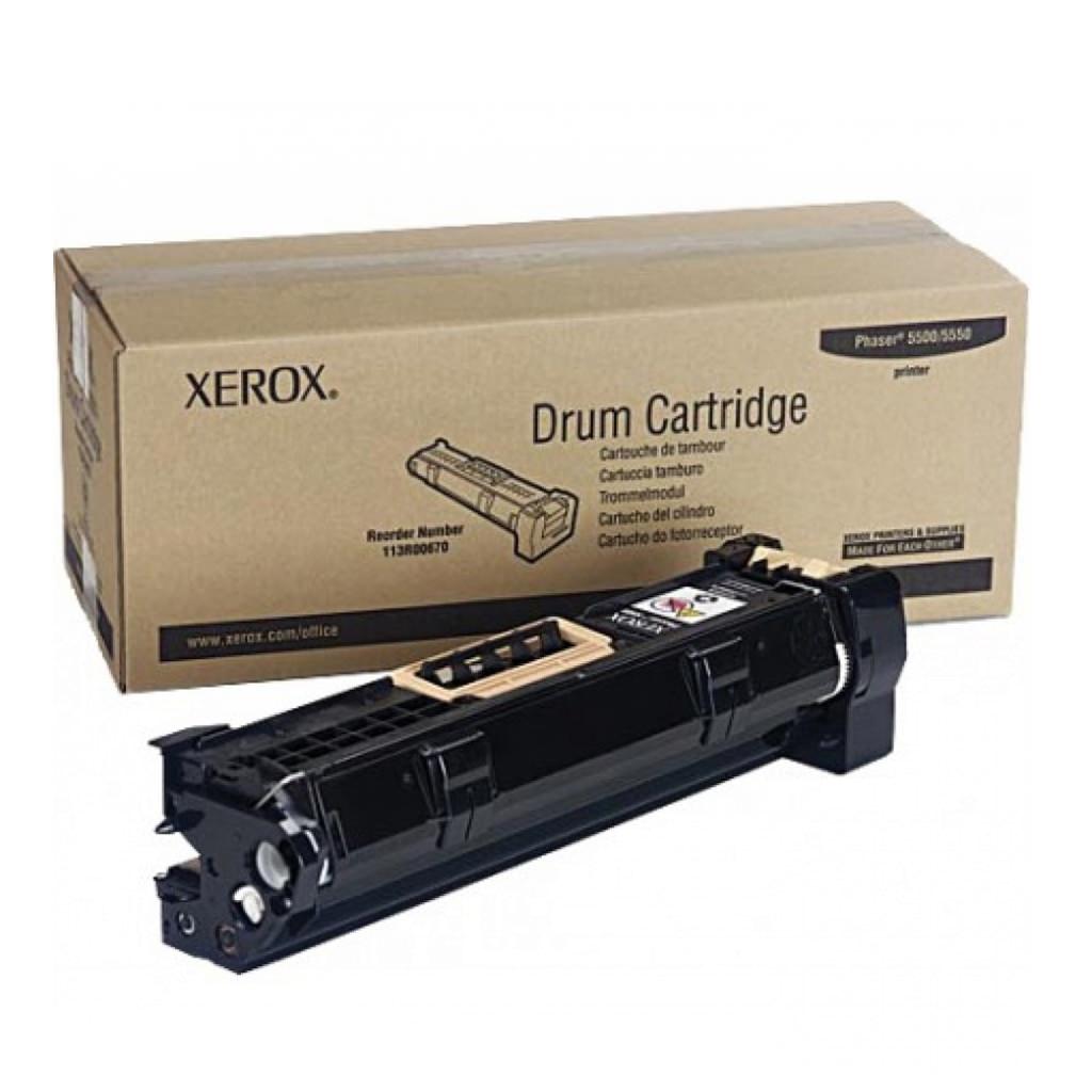 Fotografie Drum unit Xerox 013R00670, Negru