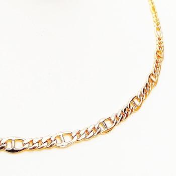 Goldfilled Nyaklánc 45cm/4mm