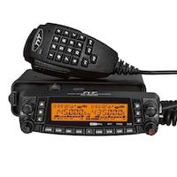 TYT TH-9800 mobil állomás Quad Band 50W, CB sáv