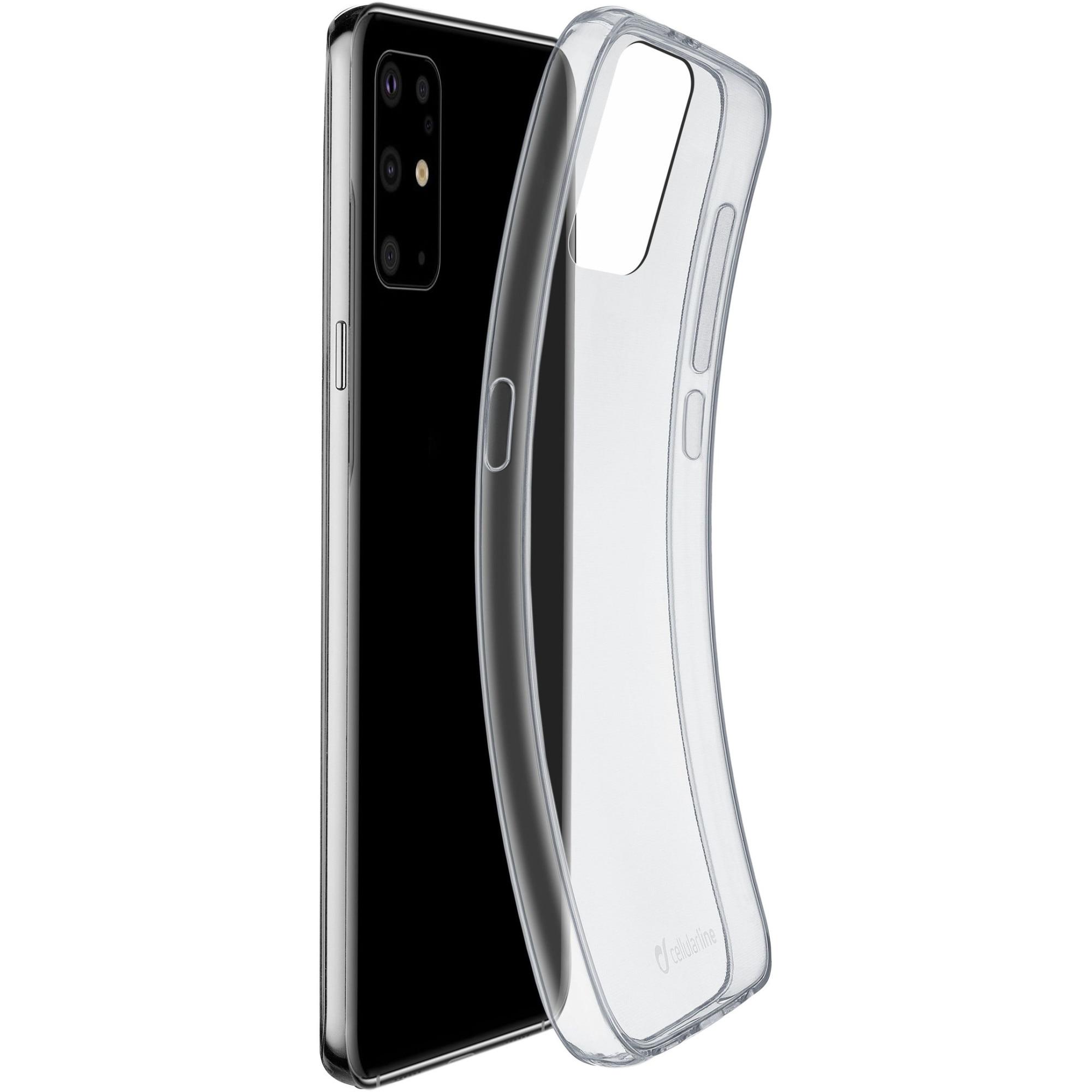 Fotografie Husa de protectie Cellularline Fine Ultra Slim pentru Samsung Galaxy S20 Plus, Transparent