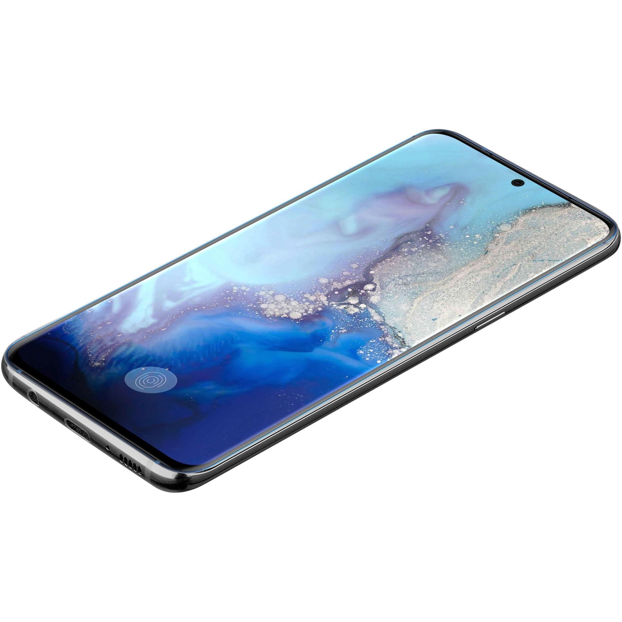 Fotografie Folie de protectie 3D Cellularline Antishock pentru Samsung Galaxy S20, sticla, Negru