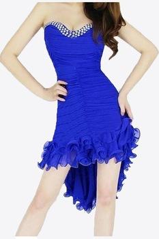 Magnólia Női ruha, koktél, alkalmi kék