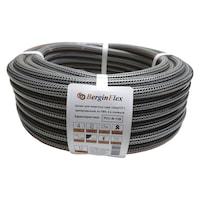 Армиран Четирислоен PVC Маркуч BerginFlex с Текстилна оплетка, Универсален, UV защита, 25 м, Многоцветен