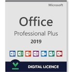 Microsoft Office 2019 Professional Plus, All Languages, Licenta electronica