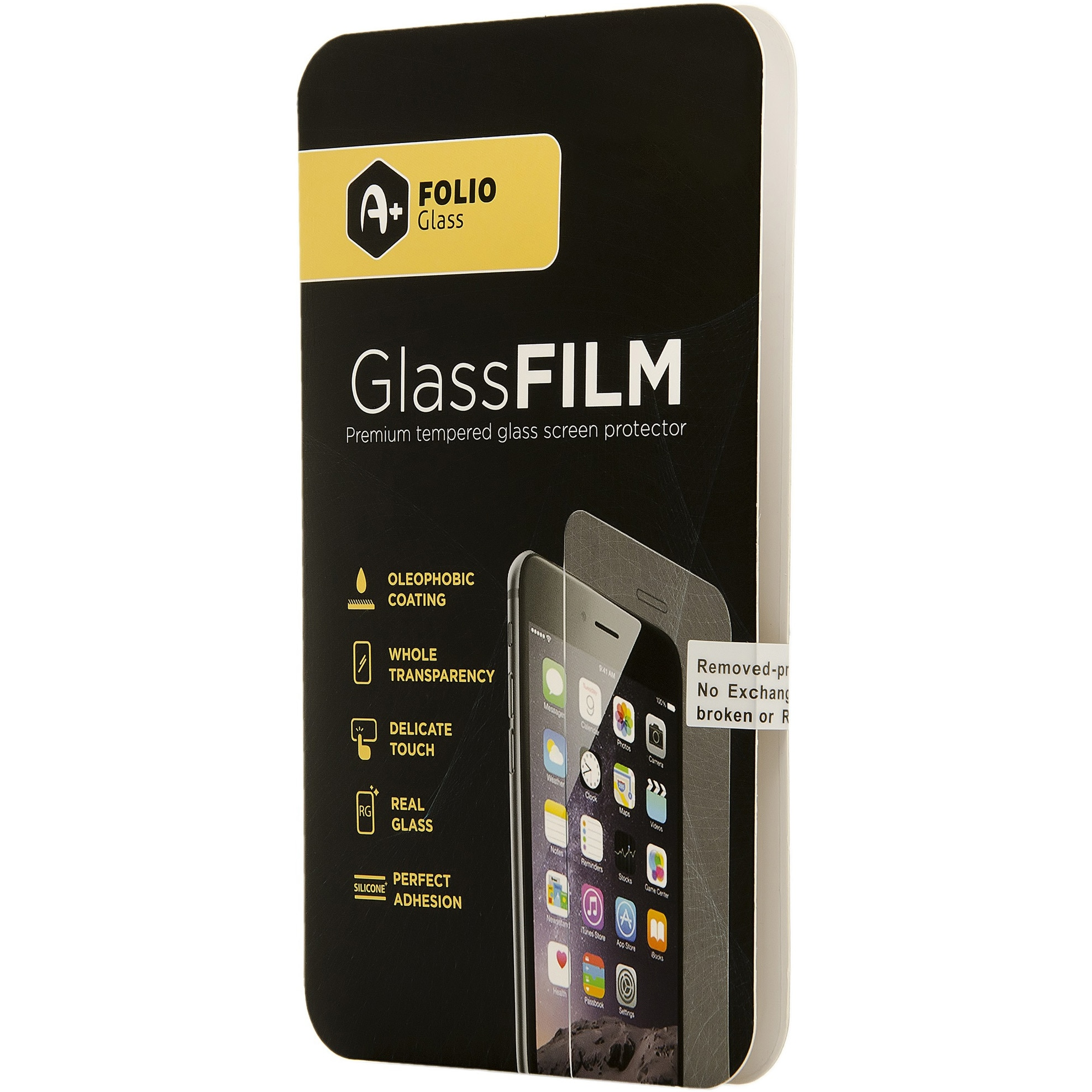 Fotografie Folie de protectie A+ Tempered Glass 3D pentru Huawei P40