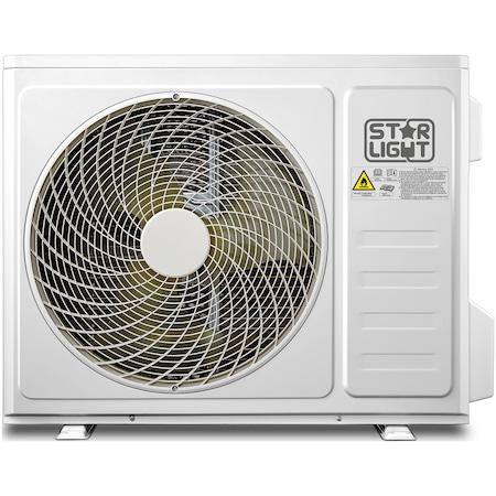 Aparat de aer conditionat Star-Light ACT-12ETL, 3D Inverter, 12000 BTU, Functie incalzire, Clasa A++, Display, Alb