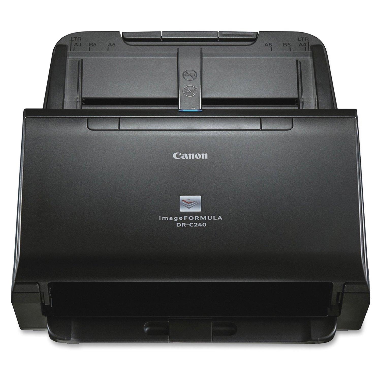 Fotografie Scanner Canon DR-C240, Duplex, ADF, A4