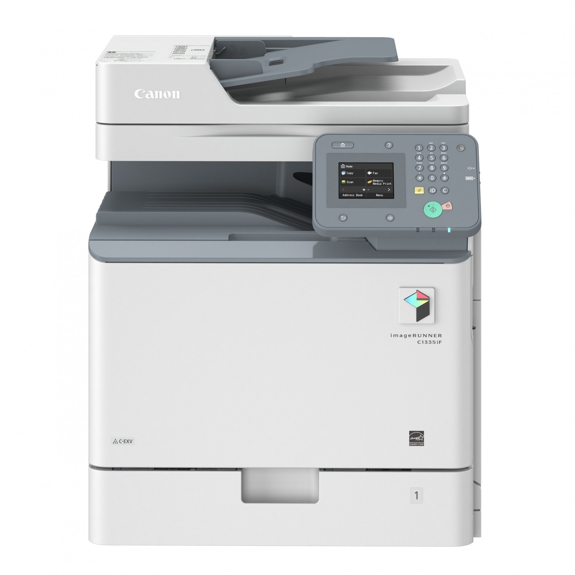 Fotografie Multifunctional laser color Canon imageRUNNER C1325iF, A4, USB