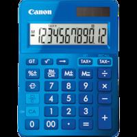 Calculator de birou Canon LS-123K, 12 digits, Albastru