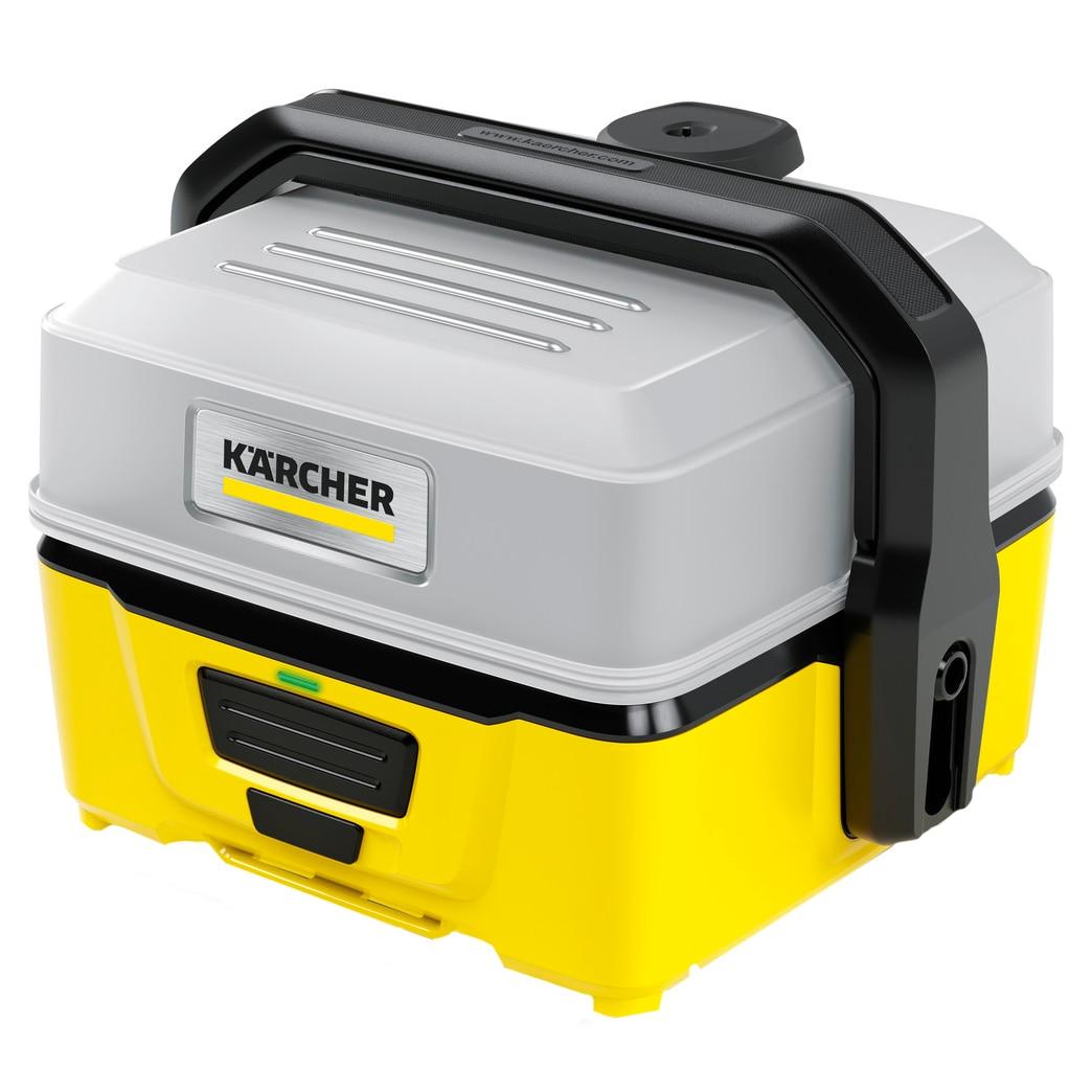 Fotografie Aparat de spalat cu presiune cu acumulatori Karcher OC3, 5 bar, rezervor 4L, 2 l/min debit, 15 minute autonomie