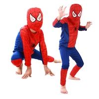 costum spiderman carrefour