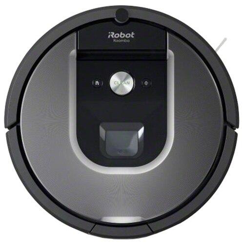Fotografie Robot de aspirare Roomba 975, WiFi, perii duble multi-suprafata, navigatie camere multiple, se reincarca si reia, compatibil cu mopul cu tehnologie Imprint ™Link, tehnologie Dirt Detect, sistem de curatare in 3 etape