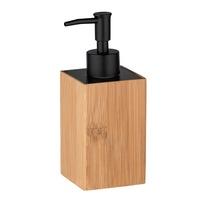 Wenko Padova Folyékony szappanadagoló, 210 ml, bambusz