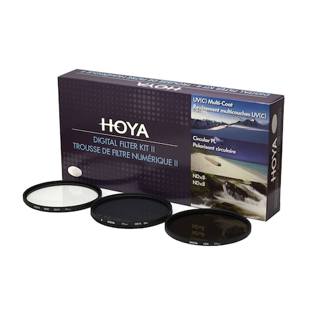 Hoya YKITDG067 Digital Filter Kit II 67mm szűrő szett