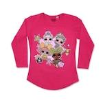 LOL Surprise Gyerek hosszú ujjú póló, pink