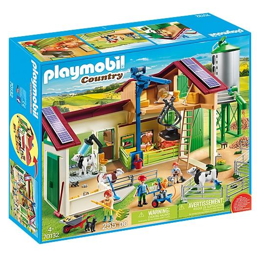 Fotografie Playmobil Country, Farm Fun - Ferma mare cu siloz