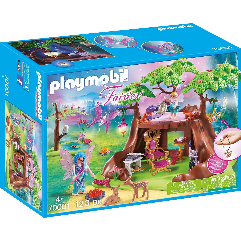 Fotografie Playmobil Fairies, Magical Fairy Forest - Casa Zanelor din padure