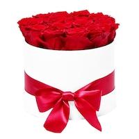 set 50 trandafiri sapun parfumati