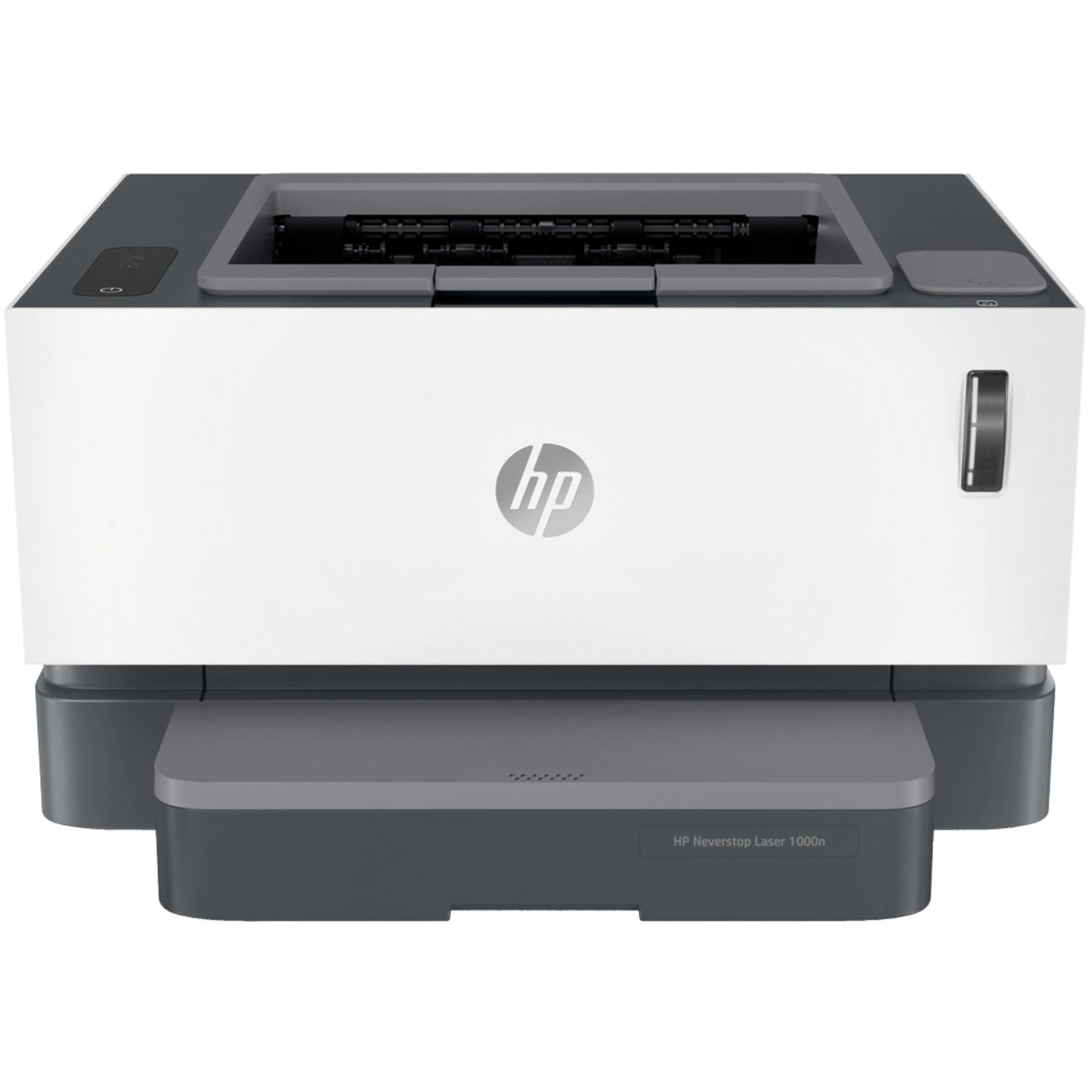 Fotografie Imprimata laser monocrom HP Neverstop 1000n, Retea, A4