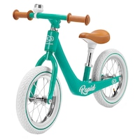 bicicleta verde decathlon