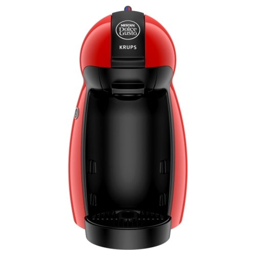 Fotografie Espressor cu capsule Krups Nescafe Dolce Gusto Piccolo KP1006, 0.6 l,1500W, 15 Bar, Capsule, Rosu